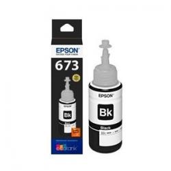 Tinta Epson T673120 70ml Negro