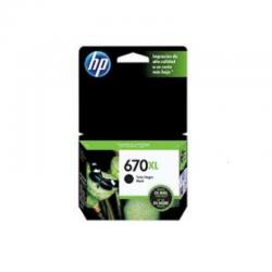 Tinta HP 670XL Black...