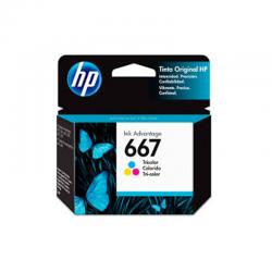Tinta HP 667 3YM78AL Color