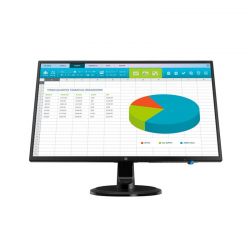 """Monitor HP 23.8"""" LED N246v..."""