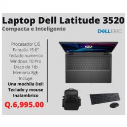 CI5 Dell Latitude 3520 8GB...