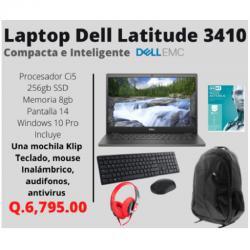 CI5 Dell Latitude 3410 8G...