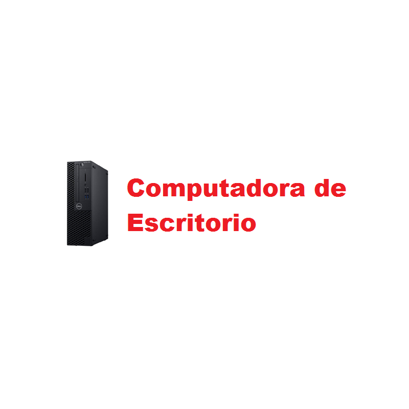 Computadoras de escritorio